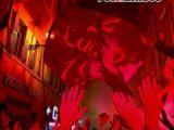 """Tanti auguri AS Roma! La squadra della Capitale compie 89 anni. Più di 1500 tifosi a via degli Uffici del Vicario 35 per festeggiare: """"22/7 questa notte è ancora nostra"""" – FOTO e VIDEO"""