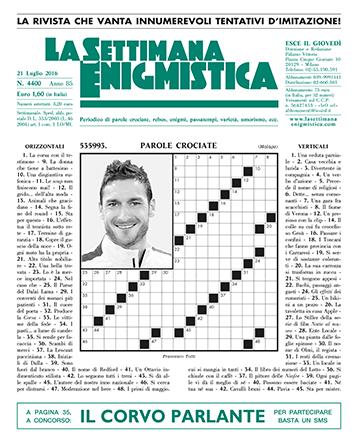 settimana enigmistica pdf free download