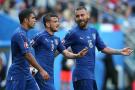 Intanto i reduci di Euro 2016 se la godono