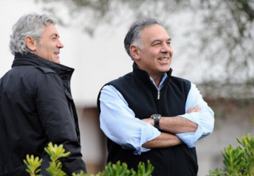 Pallotta assisterà ad Arsenal-Basilea con Baldini. Gandini e Baldissoni tornati a Roma