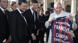 L'amichevole nel nome di Papa Francesco: a settembre Roma-San Lorenzo de Almagro