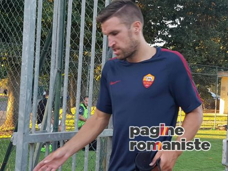Roma - Unicusano Fondi, fa tutto Dzeko: 4-0 e poker del bosniaco