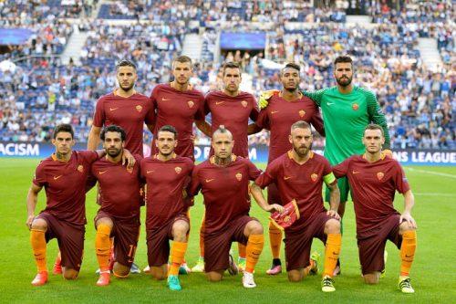 Porto - Roma 1-1. I giallorossi fermano il Porto al do Dragao