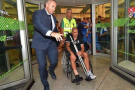 Maxi Pereira già operato, a fine gara le scuse di De Rossi