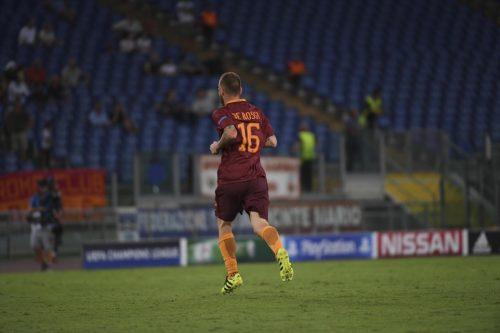 Roma, De Rossi sottoposto a controlli strumentali
