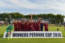 Peronne Cup, la Roma Primavera vince il torneo battendo in finale ai rigori l'Udinese per 6-5 – FOTO