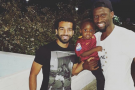 """Rudiger su Instagram: """"Uscendo con Salah e il mio nipotino"""" – FOTO"""