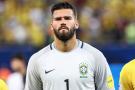 Alisson convocato dal Brasile per le sfide contro Perù e Argentina