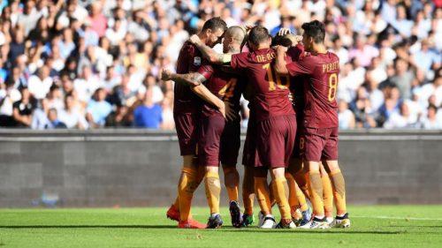 Napoli - Roma, le statistiche: brilla Dzeko, brutte notizie per Sarri e Koulibaly