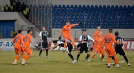 Europa League. Termina 0-0 il match tra Astra Giurgiu e Botoșani