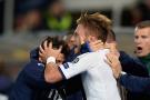 Macedonia-Italia 2-3. Belotti e doppio Immobile stendono i macedoni. De Rossi e Florenzi in panchina per tutta la partita