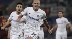 Europa League, l'Austria Vienna vince 5-4 contro l'Ebreichsdorf in Coppa