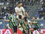 """Fazio: """"Siamo contenti del nostro lavoro. Eravamo tranquilli perché se giochiamo come sappiamo arrivano i 3 punti. Sul gol non ho visto l'arrivo di Cannavaro, ero sul primo palo"""""""