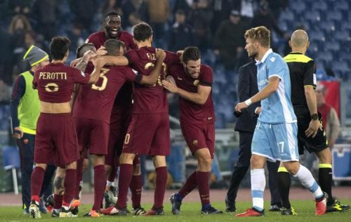 Roma: Strootman, un derby speciale