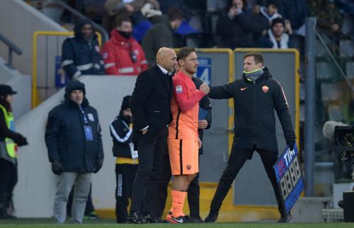 Buon compleanno Francesco Totti: il racconto della lite con Spalletti