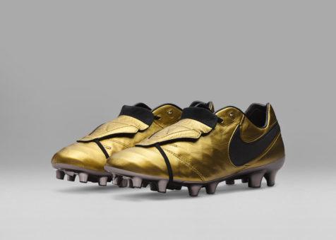 La Nike presenta gli scarpini in edizione limitata 'Tiempo
