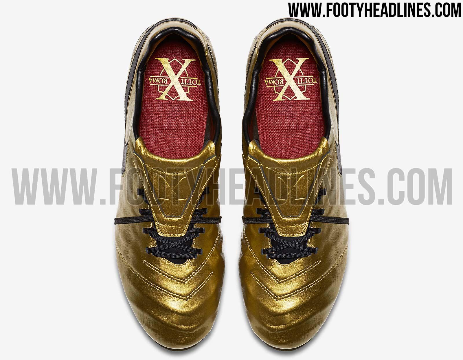 Pagine Roma Totti 8 Edition Limited Boots 331031 X Nike Tiempo qzngf