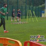florenzi allenamento roma pinzolo