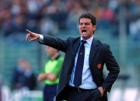 La bordata di Capello:
