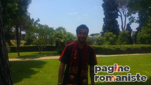 Maglia Home ROMA ANTONIO MIRANTE