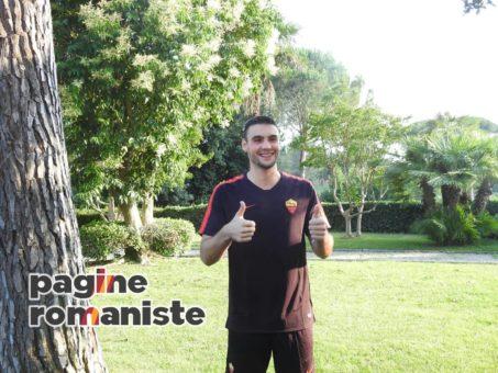 Maglia Home ROMA DANIEL FUZATO