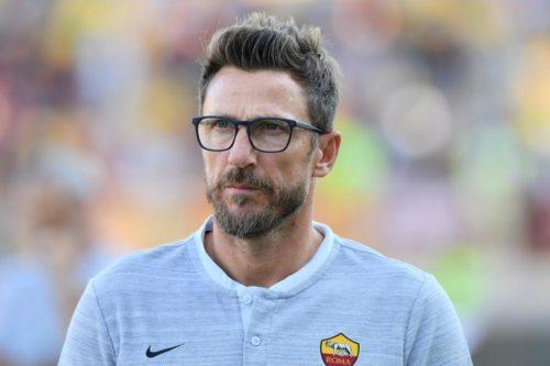 Roma, Dzeko come Van Basten: