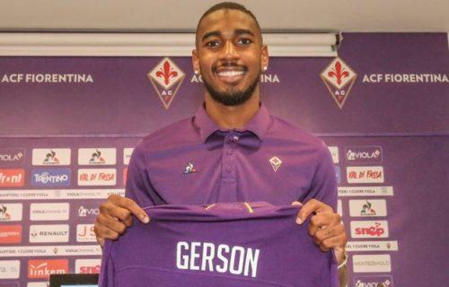 Maglia Home Fiorentina GERSON
