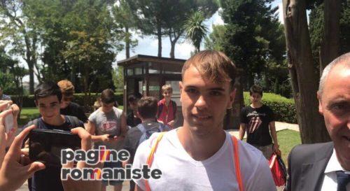 De Rossi senza la fascia della Lega: multa?