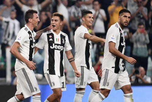 Ronaldo a riposo, Allegri dà aggiornamenti