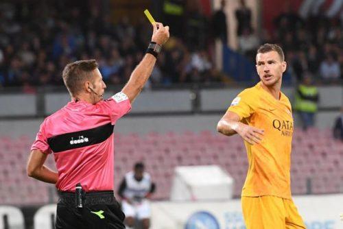 Dzeko Albiol Roma Napoli