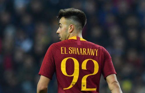 Frosinone-Roma, EL SHAARAWY: