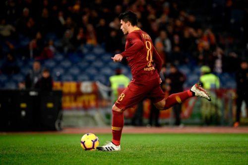 Roma, Perotti fuori altri 15 giorni: postumi distrattivi al polpaccio