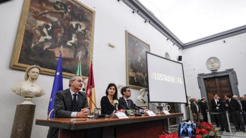 Stadio della Roma, il Codacons annuncia esposto contro la Raggi ma deve fare marcia indietro