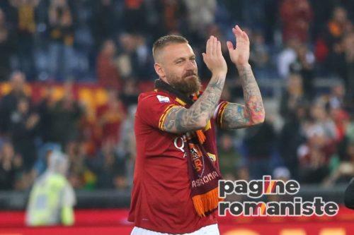 Fiorentina, Daniele De Rossi a un passo dalla maglia viola
