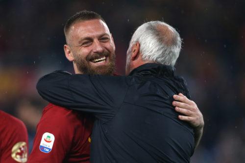 Roma, Ranieri svela il retroscena: