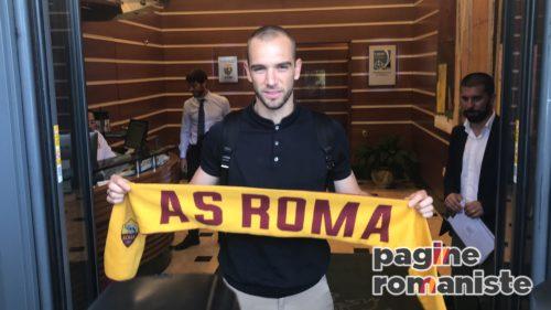 Roma, preso il nuovo portiere: arriva Pau Lopez