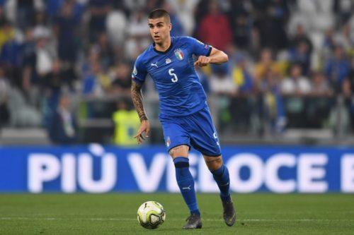 TMW - Roma, Mancini a Villa Stuart per le visite: