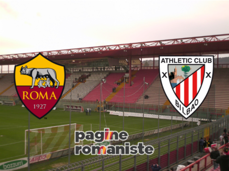 Roma-Athletic Bilbao: le formazione ufficiali dell'amichevole