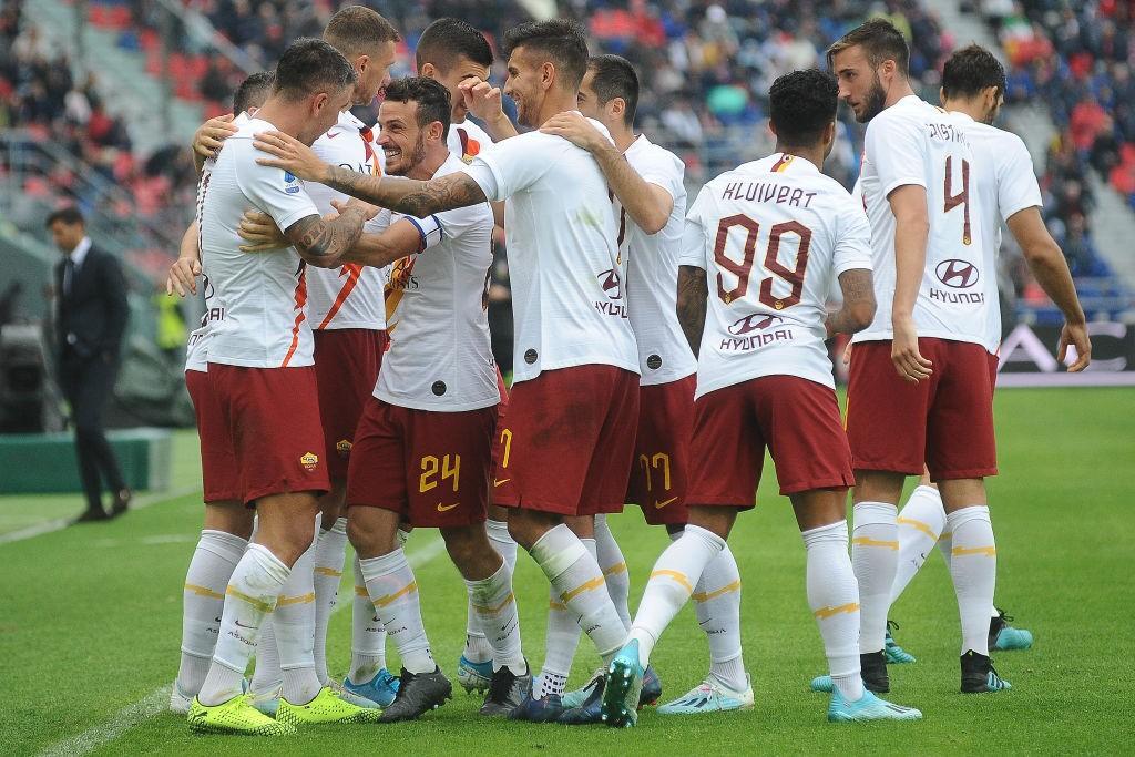 Bologna-Roma, le pagelle dei quotidiani. Dzeko e Kolarov le ...
