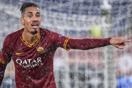 ROMA, Infortunio per Smalling: in dubbio per Firenze