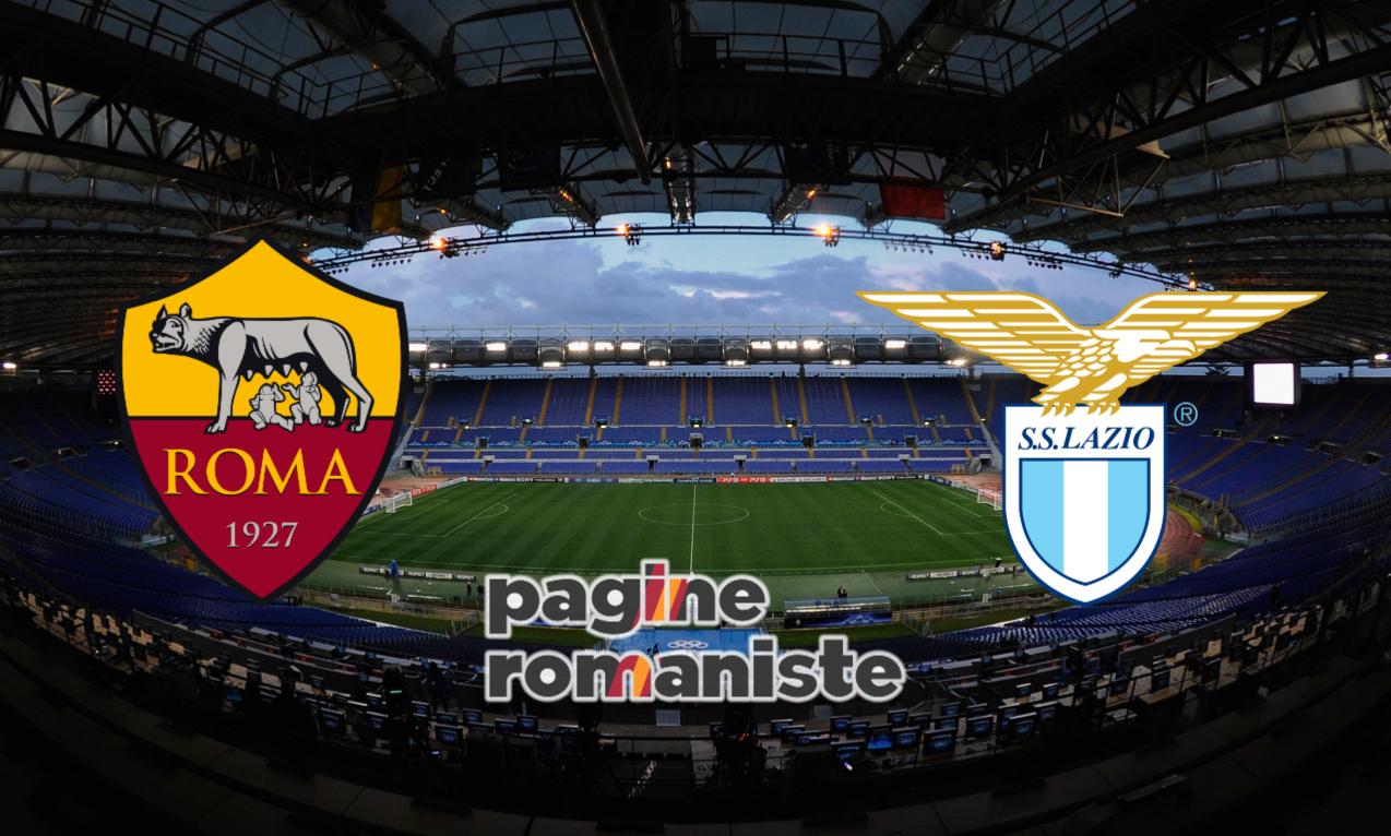 Roma-Lazio finisce 1-1: è il derby delle papere dei portieri