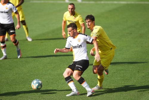 Florenzi saluta il Valencia: