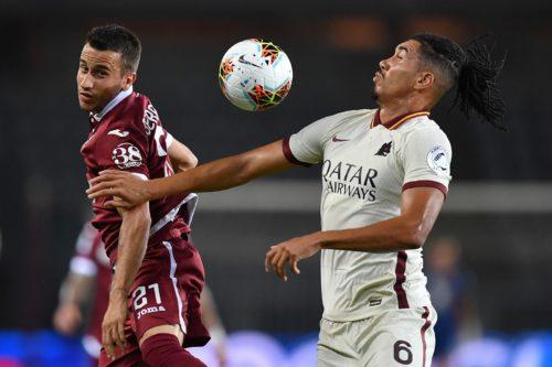 Roma-Smalling, l'intesa con il Manchester United resta lontana