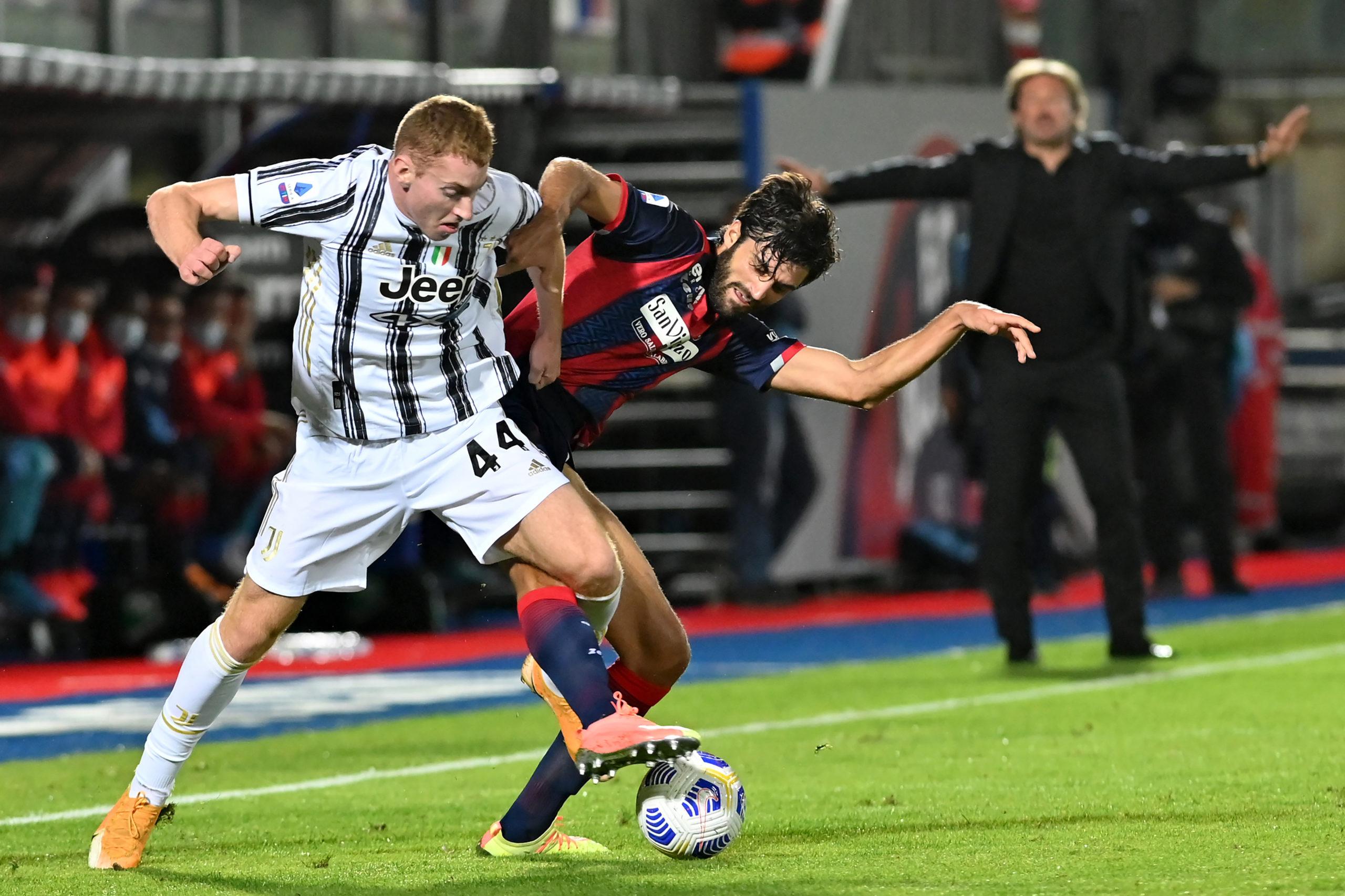 Serie A, Crotone-Juventus 1-1. I bianconeri non vanno oltre il pareggio |  Pagine Romaniste